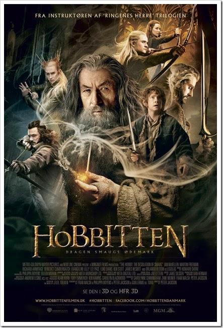 Hobitten Poster - fundet på kino.dk