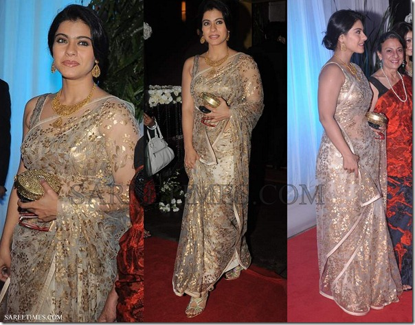Kajol_Designer_Gorgeous_Saree