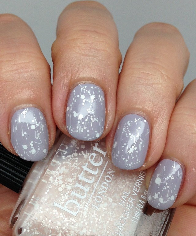 butter LONDON Doily over Muggins