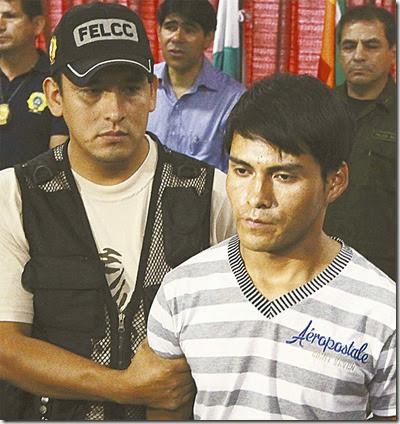 Asesinos en Bolivia