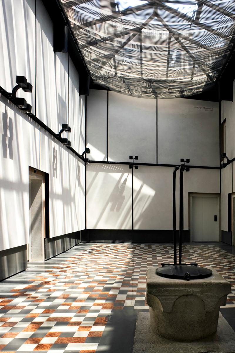 Progetto di Mario Botta Corte coperta 1 ©ORCH chemollo