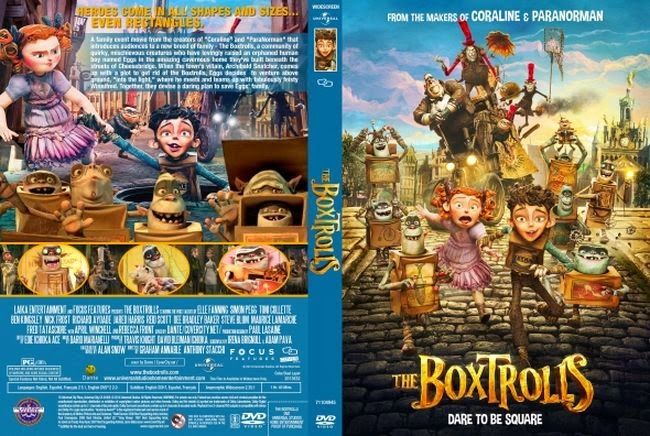 The Boxtrolls – Latino