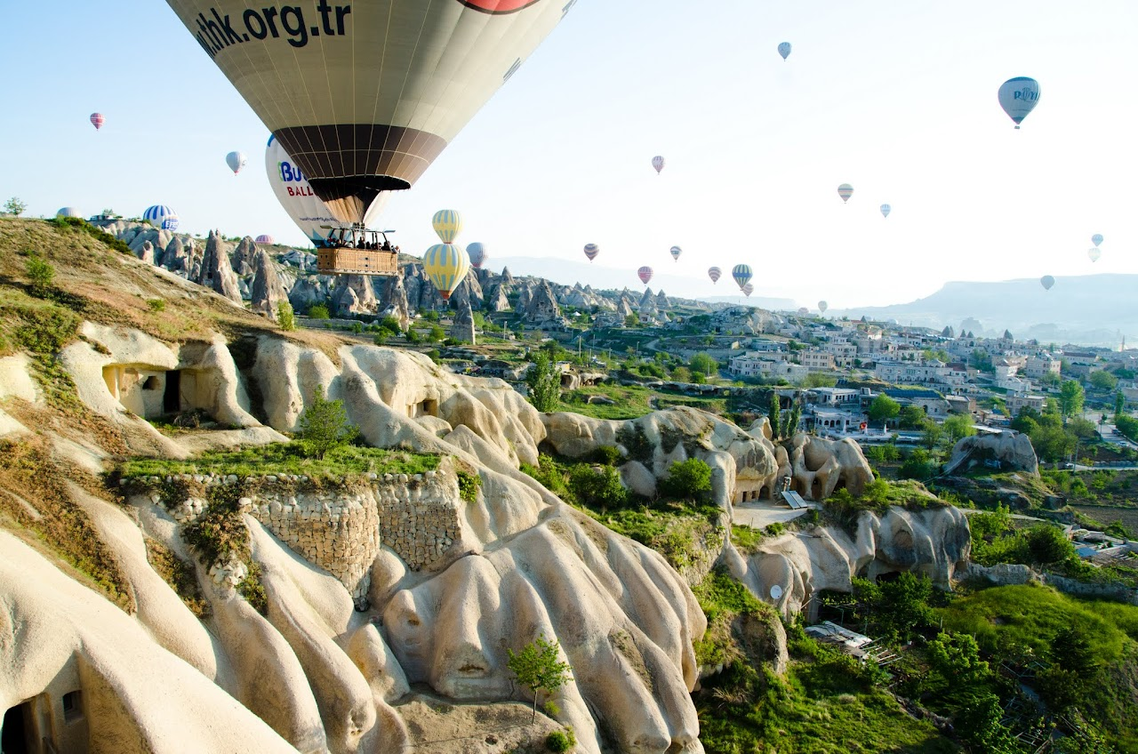 Cappadocia hot air ballooning