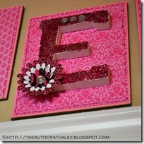 NAME LETTERS (13)