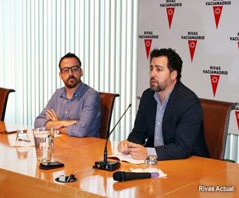 Rueda de prensa IU Rivas