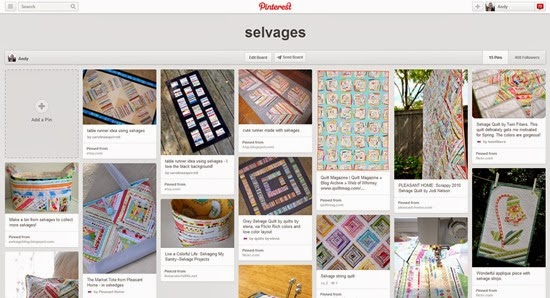 selvage pinterest ideas