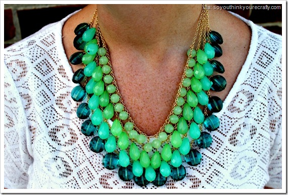 Ombre Necklace1