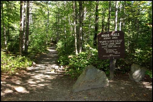 Moxie Falls & Moose Ponds 060
