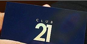 club 21 card