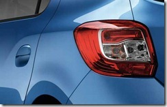 Dacia Logan en Sandero II in detail 10