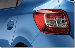 Dacia Logan en Sandero II in detail 10