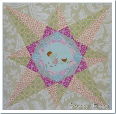 June bee block 2