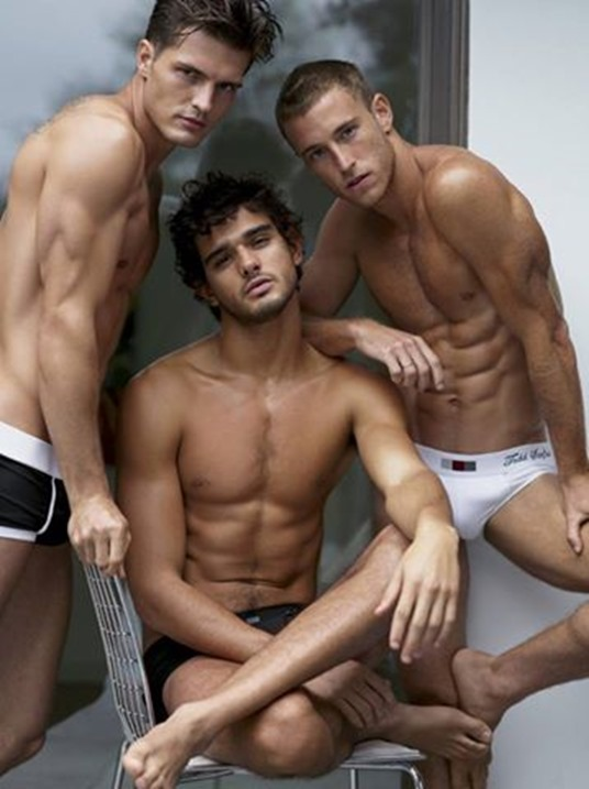 Made in Brazil, Diego Miguel, Marlon Teixeira, and Rodrigo Calazans