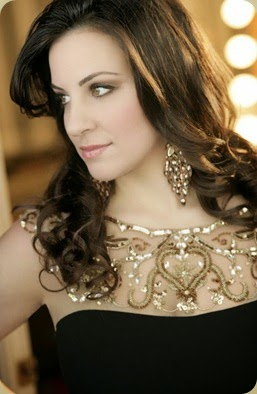 ARTS IN ACTION: Soprano Joyce El-Khoury shines the light of her singing on bullying [Photo © by Kristin Hoebermann; used with permission]