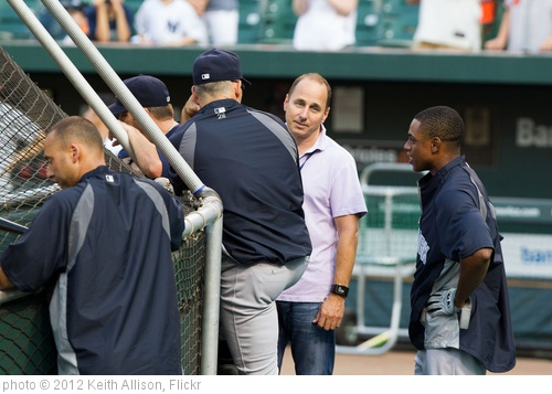 'Brian Cashman - Yankees GM' photo (c) 2012, Keith Allison - license: http://creativecommons.org/licenses/by-sa/2.0/