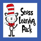 Seuss Learing Pack Button