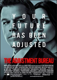 The Adjustment Bureau - poster