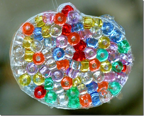 Pony Bead Sun Catcher 3