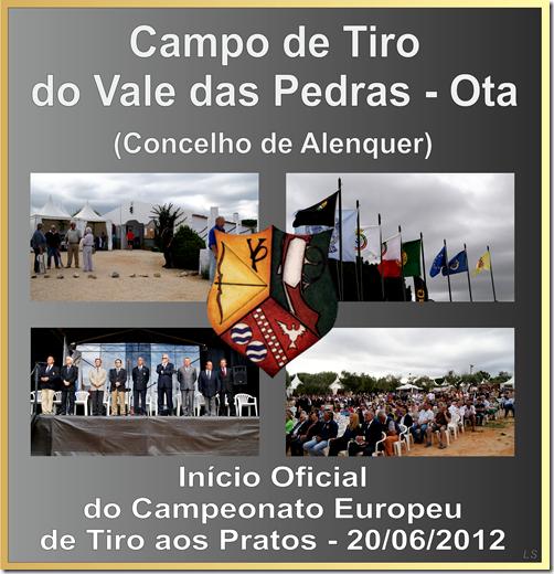 CTVP - Campeonato europeu Tiro Pratos (inicio oficial - 2012)