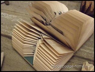 book fold 1