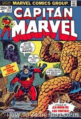 Capitan Marvel v1 # 26 - 01