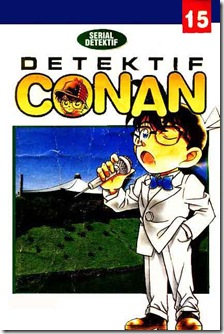 Serial Detektif Conan - Buku 15 - free ebook komik download gratis indonesia