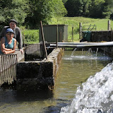 Les paysans-pisciculteurs Madeleine et Pierre LIBILBEHETY maison BEDATXITA