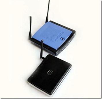 compartilhar banda larga sem fio