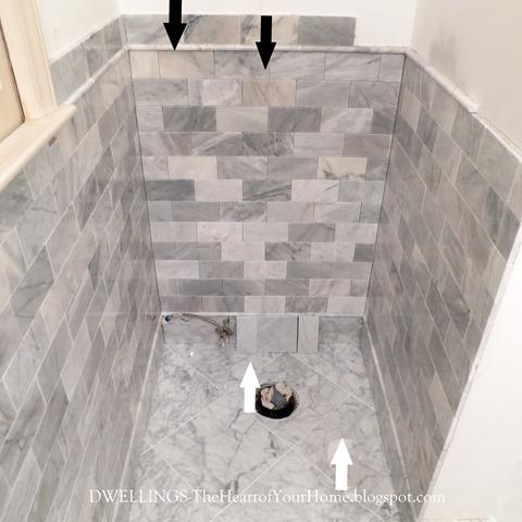 carrara marble problems