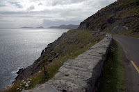 Road to the Dingle peninsula