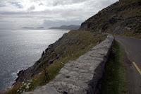 Road to the Dingle peninsula