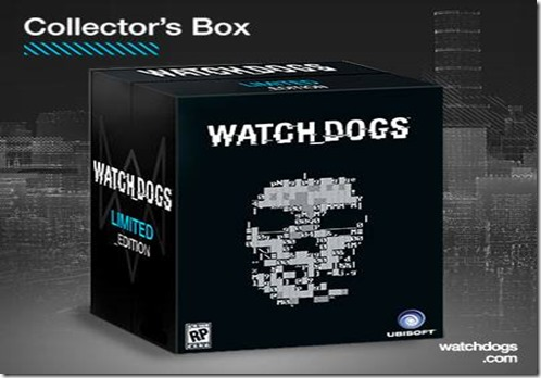 Watchdogs Limited Edition 2