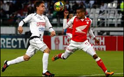 Once Caldas vs Independiente Santa Fe