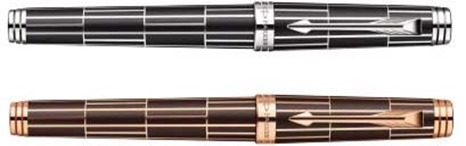 Parker Premier Luxury Editions Black or Brown_1