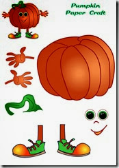 pumpkin-paper-craft