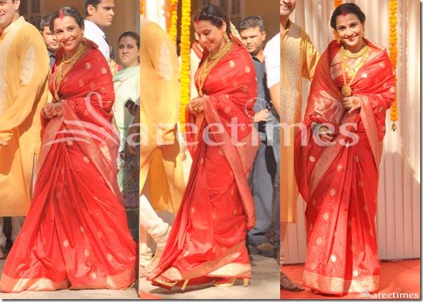 Vidya_Balan_Wedding_Saree(1)