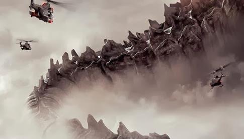 El sorprendente teaser tráiler de Godzilla