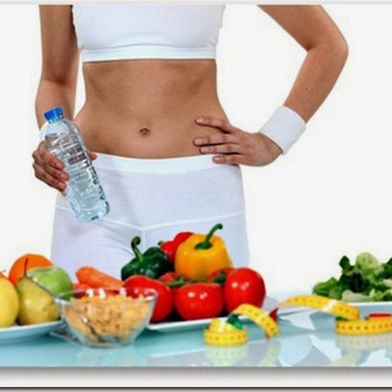 Κανονες διατροφης για να σταθεροποιησουμε το βαρος μας!