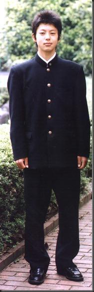 boy uniform