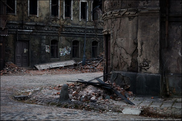 La cité oubliée - Mosfilm (13)