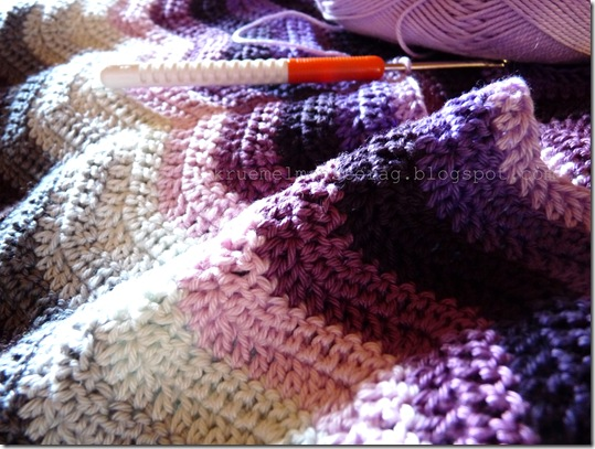 Ripple Blanket #2 lüüüla