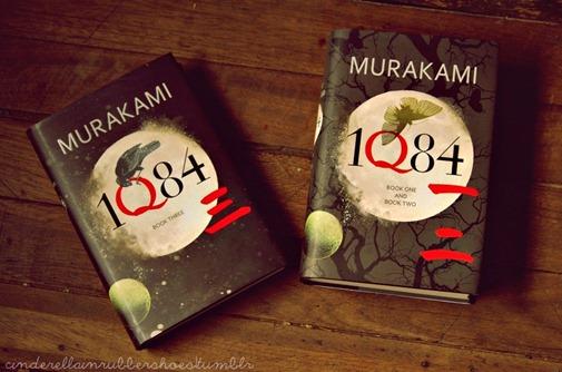 IQ84-Haruki Murakami