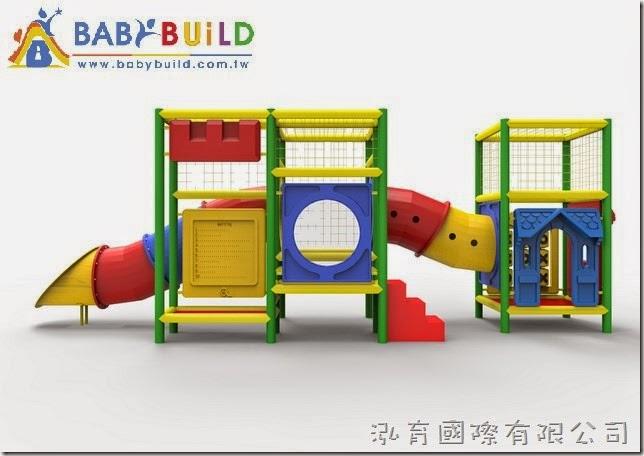 BabyBuild 室內3D兒童遊具