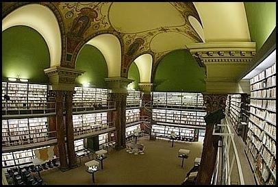 Bibliothèque août Herzog, Wolfenbüttel, en Allemagne -3