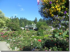 Butchart Gardens 71