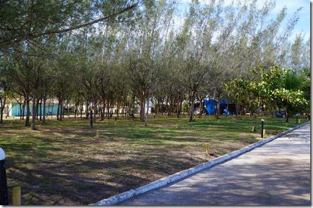 Camping do Clube Militar – Cabo Frio 1
