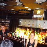 screen lounge bar in Toronto, Ontario, Canada