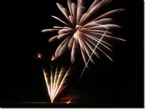 Wistaston Fireworks Display 2013 (2)