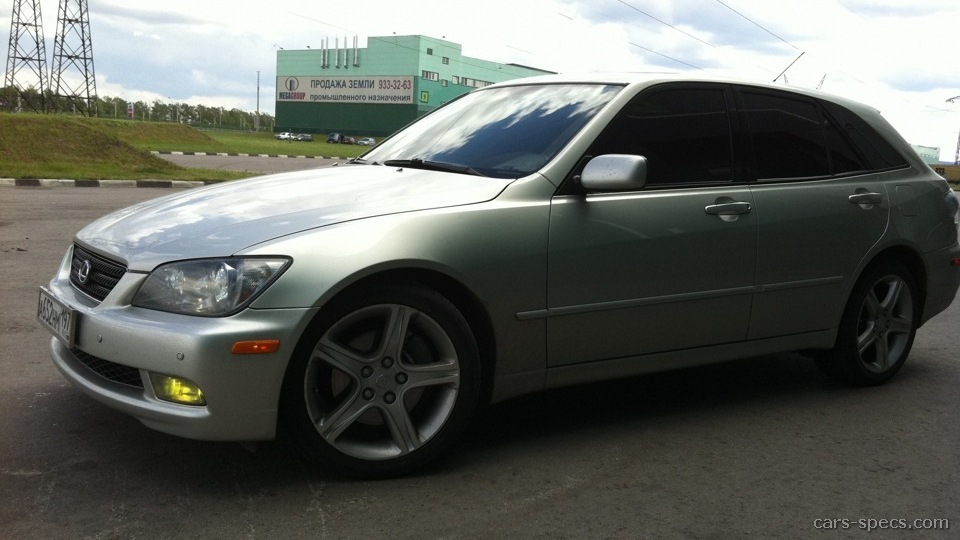 2005 lexus is 300 wagon specifications pictures prices. Black Bedroom Furniture Sets. Home Design Ideas
