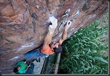 Escalada en canarias, Fataga, climb in canarias. 21